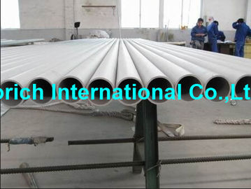 China ASTM B167 Stainless Steel Inconel Tube , Inconel 600 Pipe / Inconel 601 Tube supplier