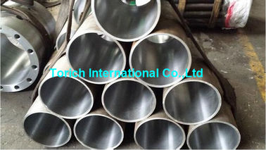 China JIS G 3473 Hydraulic Cylinder Tube ,  Round Carbon Steel Tube for Cylinder Barrels supplier