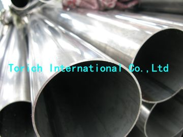China ASTM A270 Bright Annealed Stainless Steel Tube , Stainless Steel Welded Tube supplier