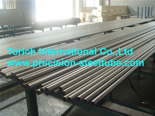 China NBK Bright Annealing Steel Tube / Pneumatic Caparo Seamless Precision Steel Pipe supplier