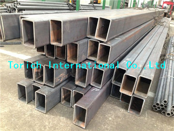 China JIS G 3466 Carbon Steel Square , Rectangular Structural Steel Tubing 5mm Diameter supplier