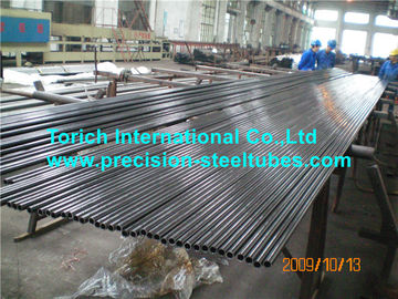 China Heat Exchanger / Condenser ASTM A179 Seamless Cold Drawn Steel Tubes supplier
