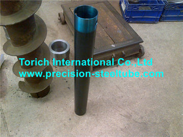 China Round Cold Drawn Welded Precision DOM Steel Tube With +C +LC +SR +A +N supplier