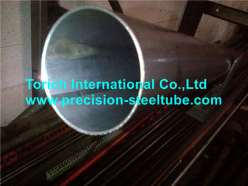 China Round SAE J525 Welded Steel Annealed Cold Drawn Tube For Auto Parts supplier