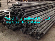 Bearing GB / T 18254 Galvanized Steel Tube High Carbon Chromium Steel Round Tube
