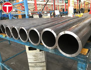 China Sae J526 Welded Carbon Steel Pipe , Dom Round Steel Welded Pipe 1 - 12m factory