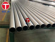 GB/T 30059 Alloy Steel Pipe Incoloy 800 Inconel 600 Seamless For Heat Exchanger
