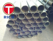 China Electric Resistance Carbon Steel Welded Pipe Astm A214 Standard In Round Shape factory
