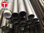 China Structural Alloy Steel Seamless Pipes Astm B668 Uns N08028 Oval Shape factory