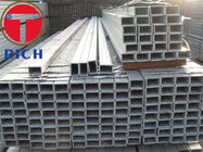 China TORICH ASTM A53 Hot Rolled Electric Resistance Welded Pre Galvanized Rectangular Pipe factory