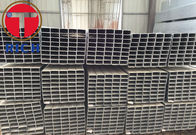 China ASTM A106-2006 Q195 Q235 Square Galvanized Steel Pipe for Funiture Material factory