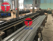 China High Precision Seamless Round Structural Steel Tubing ASTM A53 Standard factory