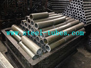 China JIS G3429 Seamless Steel Exhaust Tubing For Automotive Steel Tubes company