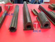 China High Pressure Structural Steel Tubing Special Steels Omega Shape Up To 12m factory