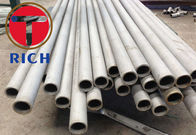 China A213 Stainless Seamless Steel Tube Annealed Pickled for Boiler / Heat Exchangers factory