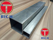 A36 A53 Galvanized Square Alloy Steel Pipe For Construction Engineering