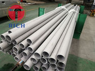 410 304 Seamless Welded Stainless Steel Tubing For Machinery Industry