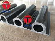 Omega Shaped Ss Seamless Pipe / Cold Drawn Seamless Tube For Pressure Machinery