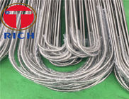 China Welded Round Uaustenitic Stainless Steel Tubes For Feed Water Heater factory