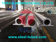 Seamless Carbon Steel Tube Omega Pipe Material 20# Special Shape For Boiler