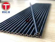 Double Wall Bundy Automotive Steel Tubes For Brake System SAEJ526 Nylon / Galfan Coating