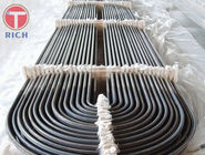 ASTMB395 ASTM B111 Seamless Alloy Steel Tube Heat Exchanger Condenser U Bend Steel Tubes