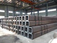 China Railway Constructions Cold Formed Seamless Steel Square Tubing ASTM A500 factory