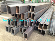 China JIS G 3466 Carbon Steel Square , Rectangular Structural Steel Tubing 5mm Diameter factory