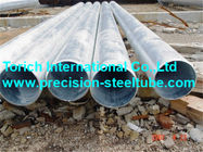 China JIS G 3452 SGP Carbon Rectangular Structural Steel Tubing for Ordinary Piping factory