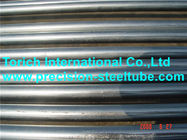 China Precision Steel Tube DIN2391 St35 , St37 , St52 Galvanized Steel Tube for Hydraulic Fitting Hoses company