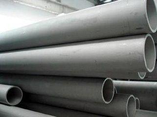 Exhaust Steel Tube Welded Stainless Steel Tube SUS409L