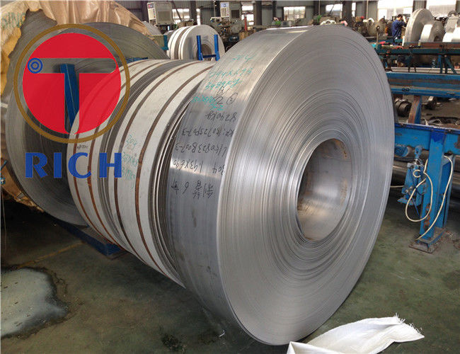 GB\/T12770 12Cr18Ni9 019Cr19Mo2NbTi Welded Stainless Steel Tubes for Mechanical Structures