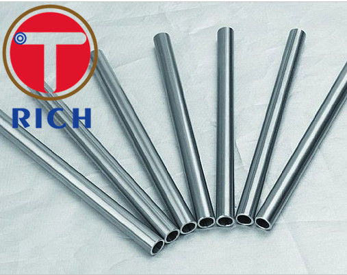 Round Shape Austenitic Stainless Steel Tubes Cr300 Series Ferritic Alloy'