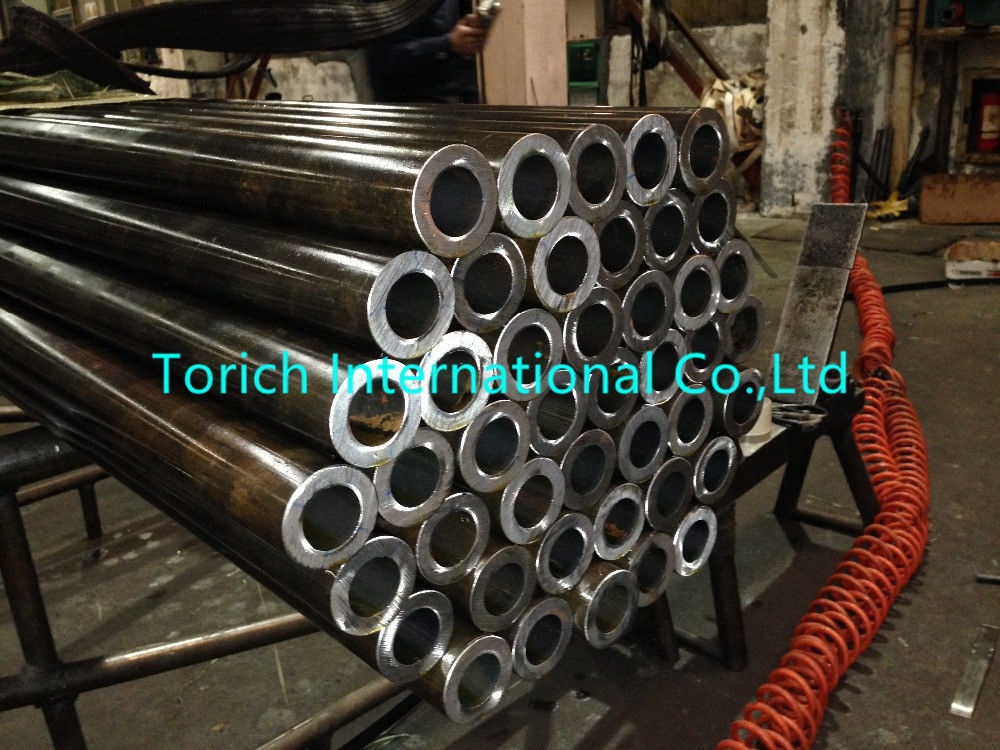 Customized Surface Heavy Wall Steel Tubing Seamless Cold Drawn Type OD 5-120mm