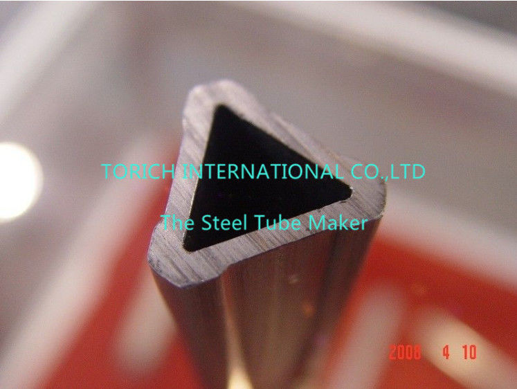 Cold Drawn Special Steel Tube Triangle Steel Tube Seamless ASTM A500 Standard