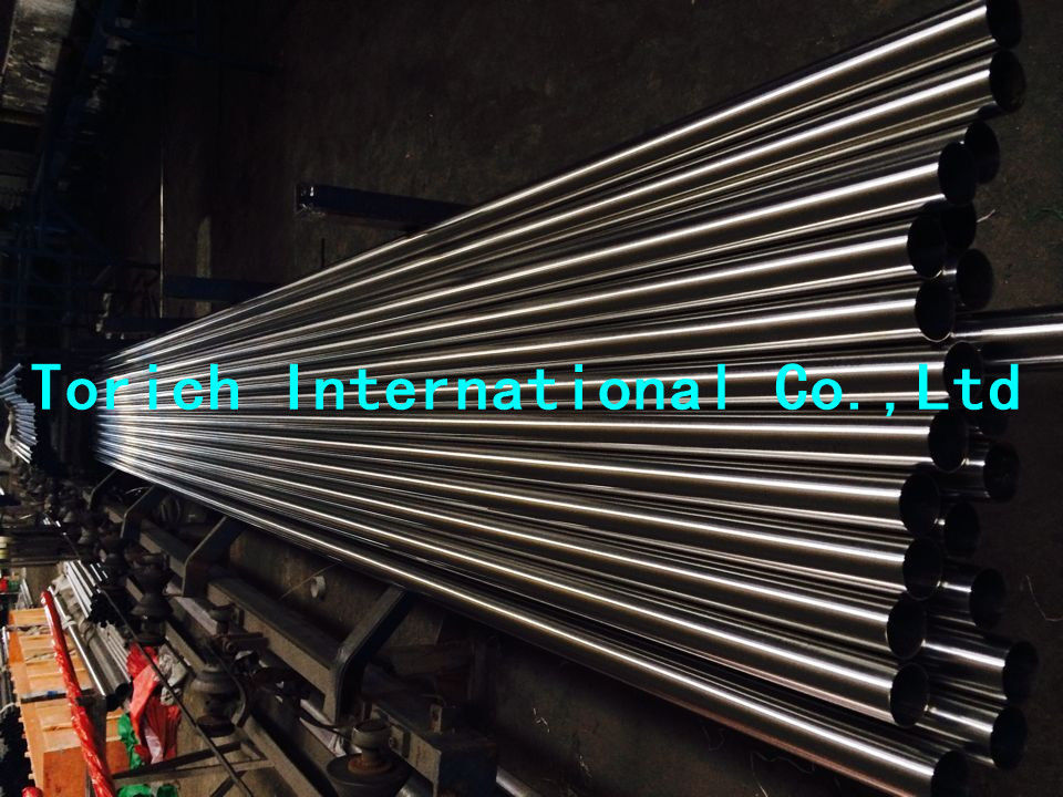 ASTM A249 Welded Austenitic 1/4 Stainless Steel Tube for Boilers ...