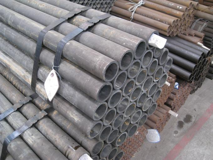 china Steel Tube Manufacturer EN10297-1 Seamless Circular Steel Tubes for mechanical and general engineering purposes