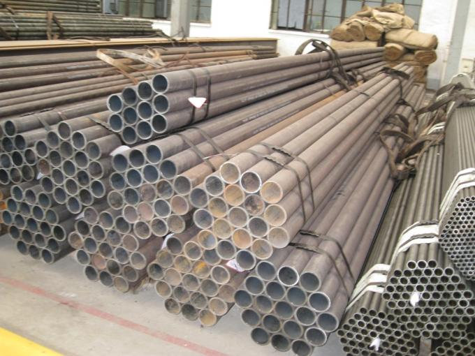 Seamless Steel Pipes EN10216-1 factory