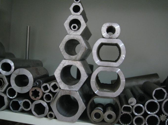 Sae1010 Special Steel Pipe Inside Hexagonal Seamless Flat