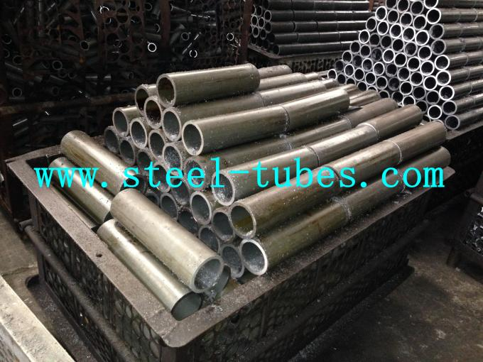 Seamless carbon and alloy steel tube