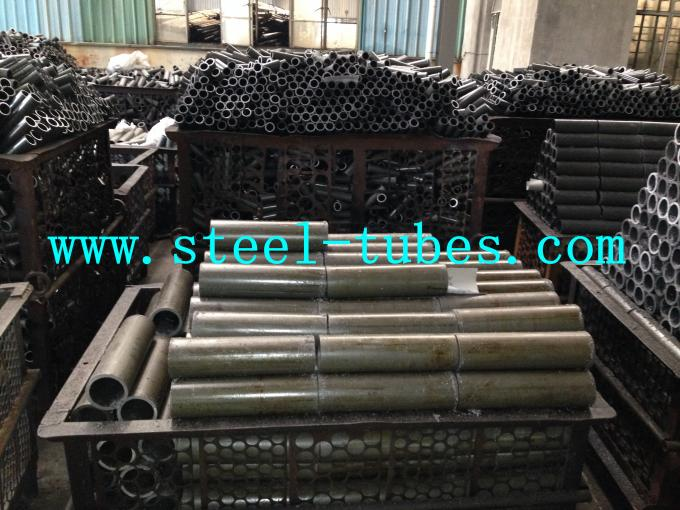Seamless Carbon and Alloy Pipe