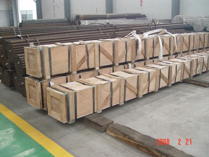 cheap Electric resistance welded carbon steel and carbon mangaese steel boiler and superheater tubesS suppliers
