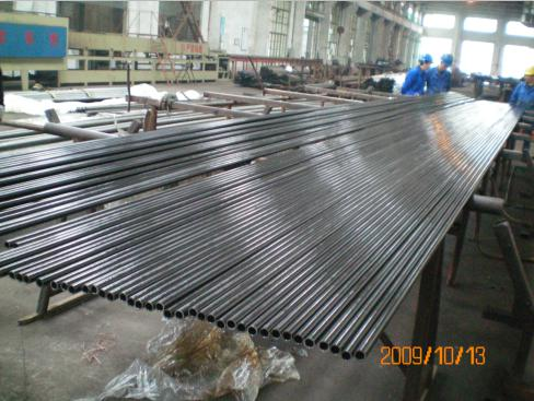 Electric resistance welded carbon steel and carbon mangaese steel boiler and superheater tubesS price