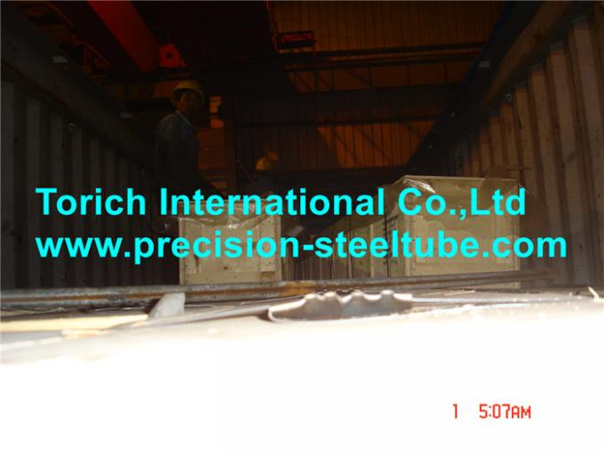 Galvanized Precision Steel Pipes