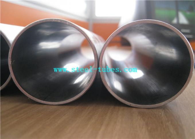 DOM Steel Tubes EN10305-2 for Hydraulic Cylinders , Welded Precision Cold Drawn Steel Tube