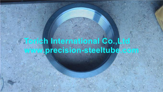 ASTM A519 High Precision Steel Tube Machining , Seamless Steel Pipe for Machining