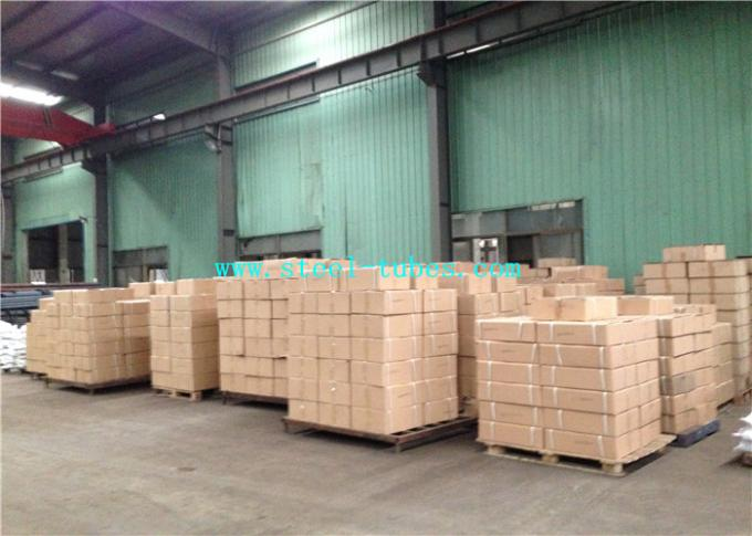 JIS G 3429 Seamless Automotive Steel Tubes for High Pressure Gas Cylinder