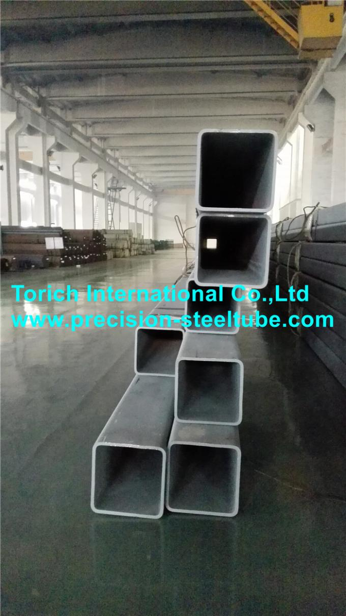 Welded Steel Pipes Rectangle Tube