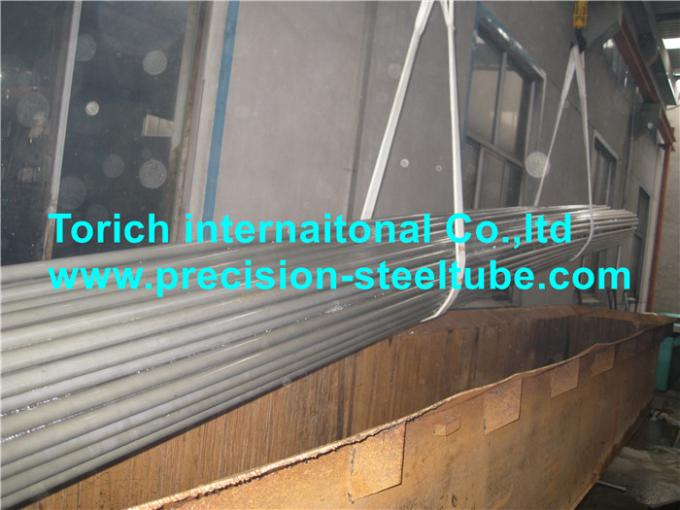 Carbon Steel Heat Exchanger Tubes With Seamless Carbon - Molybdenum Alloy - Steel