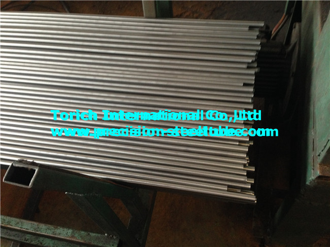Precision Steel Tube DIN2391 St35 , St37 , St52 Galvanized Steel Tube for Hydraulic Fitting Hoses
